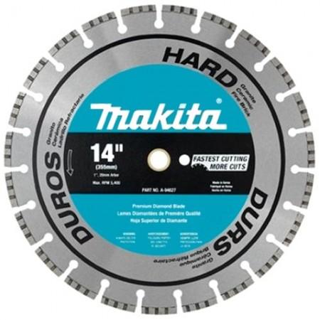 """14"""" Diamond Blade Turbo Hard Material"""
