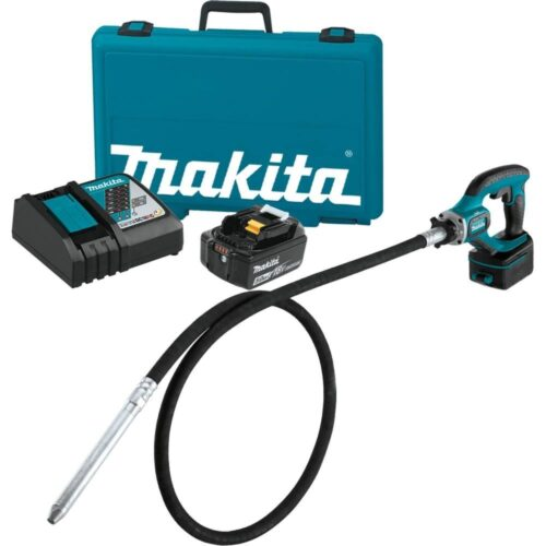 Makita 8' Concrete Vibrator Kit