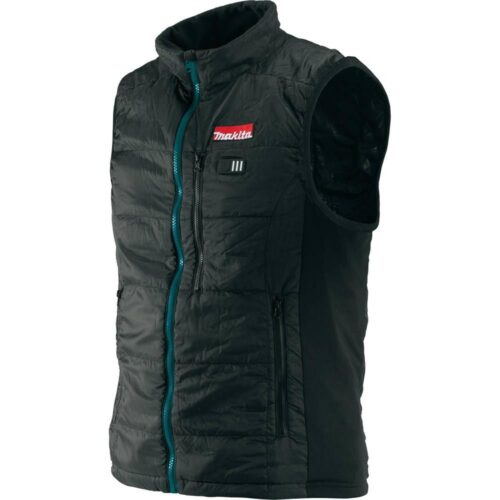 Black Heated Vest, 3X-Large