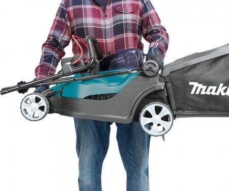 "17"" Cordless Lawn Mower Kit (5.0 Ah)"