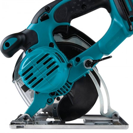 """18V LXT Lithium‑Ion Cordless 5‑3/8"""" Metal Cutting Saw, with Electric Brake and Chip Collector"""