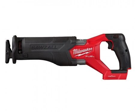 Milwaukee m18 fuel sawzall reciprocating saw