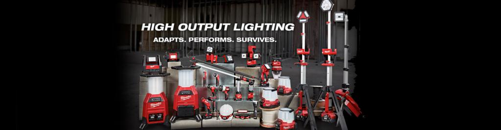 High Output Lightning