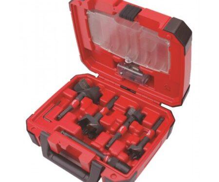 5 Piece Switchblade Plumber's Kit