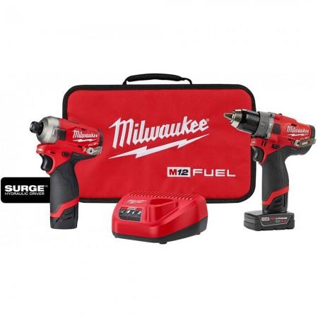 milwaukee 2 piece combo kit
