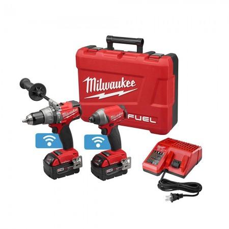 Milwaukee Drill Impact Driver Combo Kit