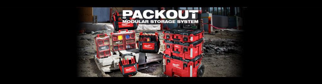PACKOUT Modular Storage System