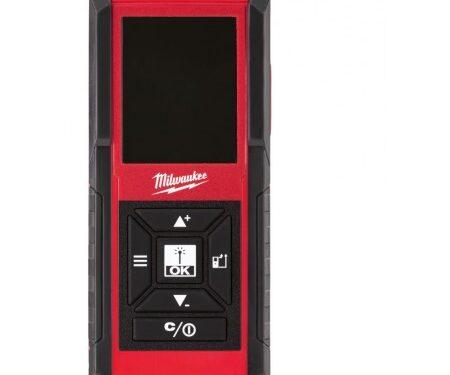 Milwaukee laser distance meter