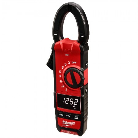 Clamp Meter for HVAC/R