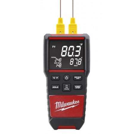 Milwaukee temp meter