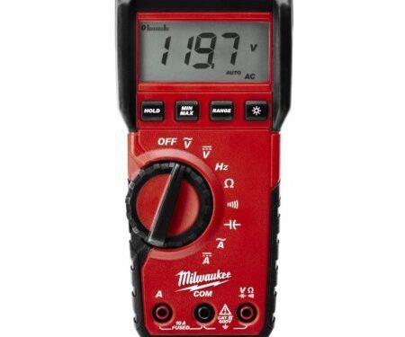 Milwaukee digital multimeter