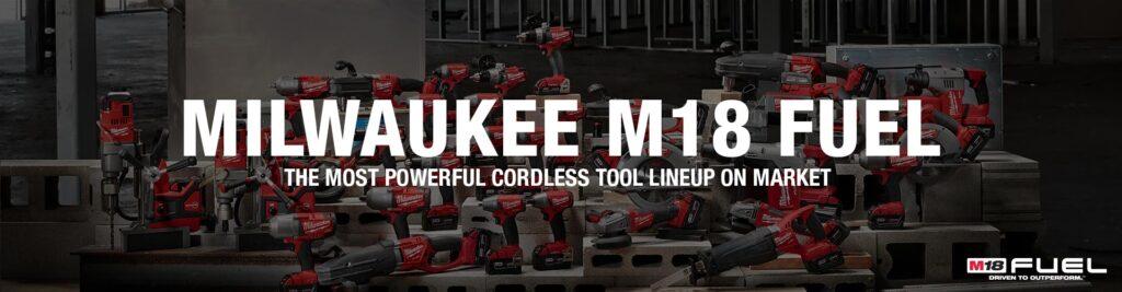 Milwaukee M18 FUEL Tools