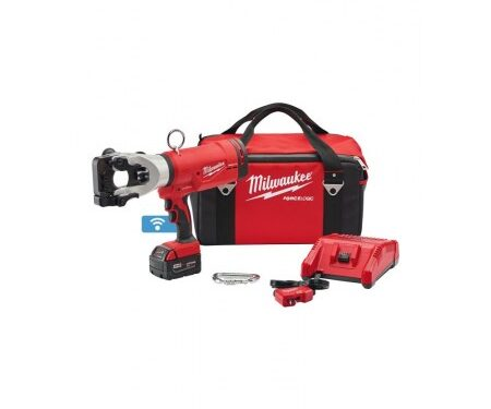 Milwaukee m18 force logic cable cuter kit