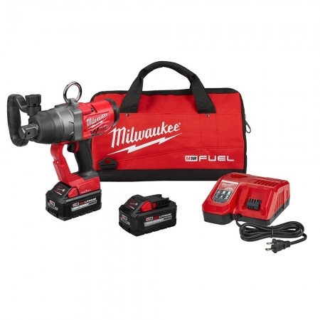 Milwaukee impact wrench kit