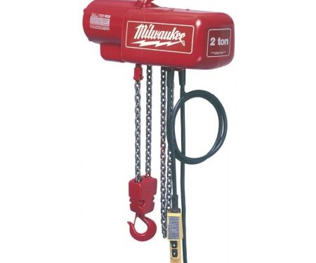 2 Ton Electric Chain Hoist - 15 ft.
