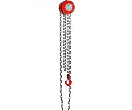Milwaukee 1/2 ton chain hoist