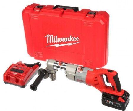 Milwaukee angle drill kit