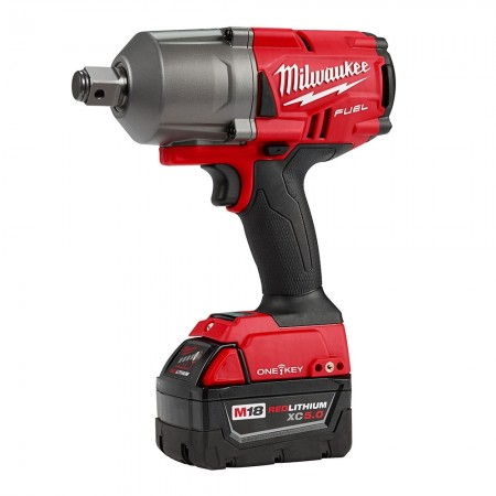 Milwaukee impact wrench with friction ring