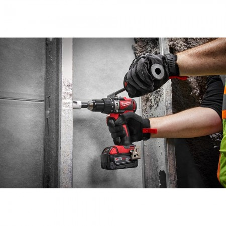 M18 18-Volt Lithium-Ion Brushless Cordless Hammer Drill and Circular Saw Combo Kit