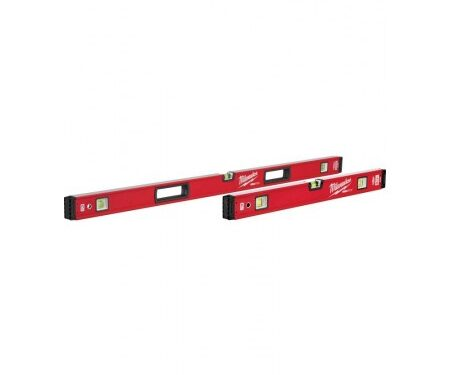 "24"" / 48"" REDSTICK Magnetic Box Level Set"