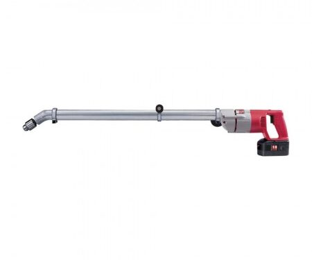 """30"""" Drill Extension Bar with 33° Angled"""